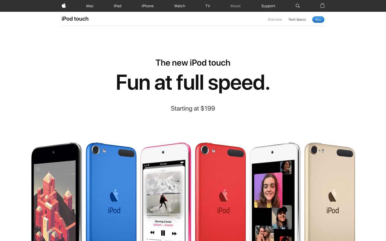 苹果的极简主义视觉美感