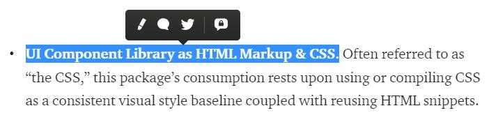 Medium文本编辑器